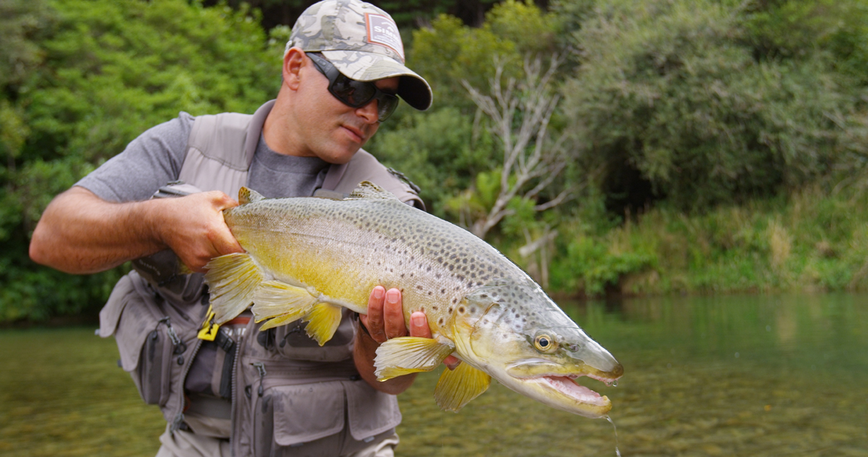 Shane bennett southern fly fishers australia inc for Fly fishing shows